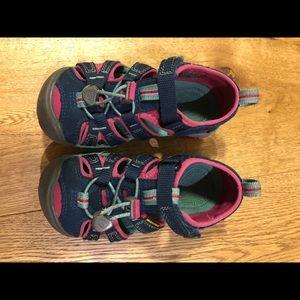 Keen Seacamp toddler girl water sandals